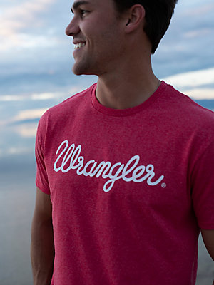 Men's Wrangler® Short Sleeve Graphic T-Shirt