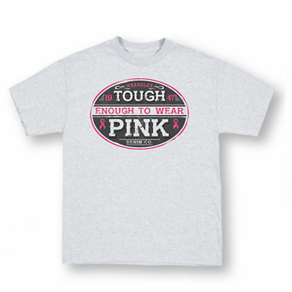 Men's Tough Enough To Wear Pink™ Short Sleeve Printed T-Shirt