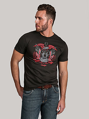 Men's Wrangler Rooted Collection™  Graphic T-Shirt