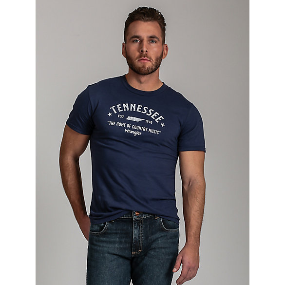 Men's Wrangler Rooted Collection™ Tennessee T-Shirt