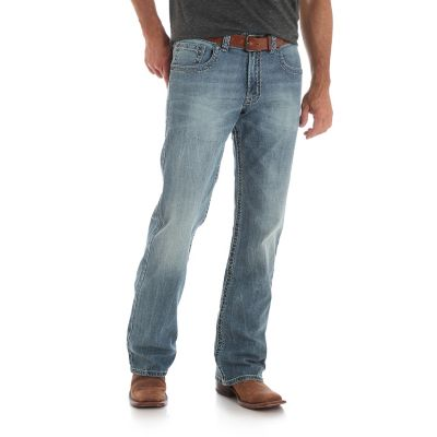 Wrangler Mens Cargo Jeans