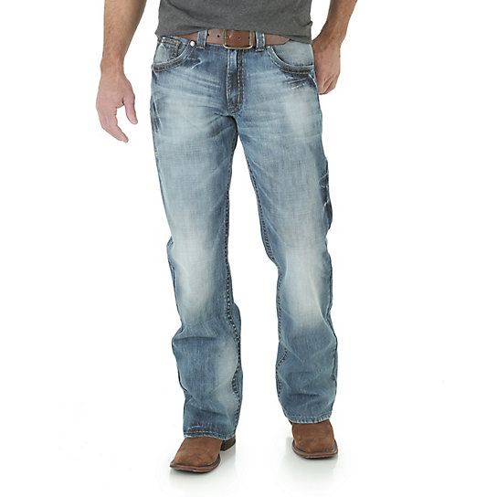 Rock 47® by Wrangler® Relaxed Fit Boot Cut Jean