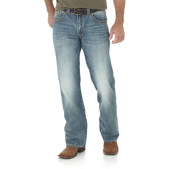 Rock 47® by Wrangler® Relaxed Fit Bootcut Jean