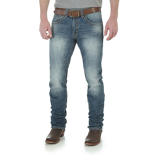 Rock 47® by Wrangler® Slim Fit Straight Leg Jean