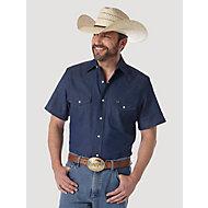 b1f3bf936a45 Wrangler® RIGGS Workwear® Short Sleeve Henley | Mens Shirts by Wrangler®