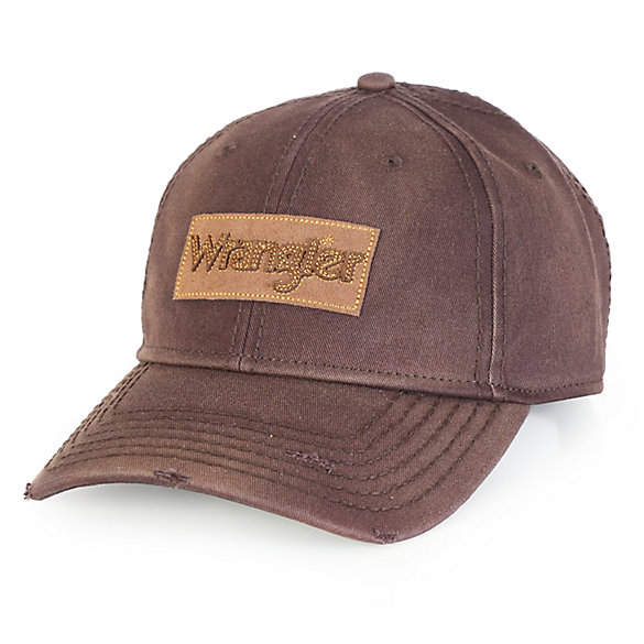 Men's Distressed Cap