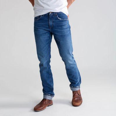 Wrangler® 27406 Men s Straight Leg Selvedge Jean 14f21453d