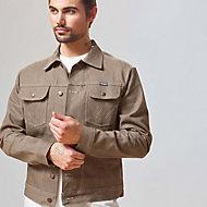 0b957d72de6e Wrangler® Western Sherpa Lined Denim Jacket   Mens Jackets and ...