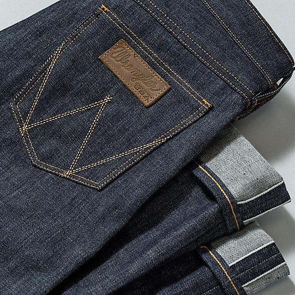 cheap prices select for latest sale online Men's Handmade Carolina Selvedge Jean | Wrangler®