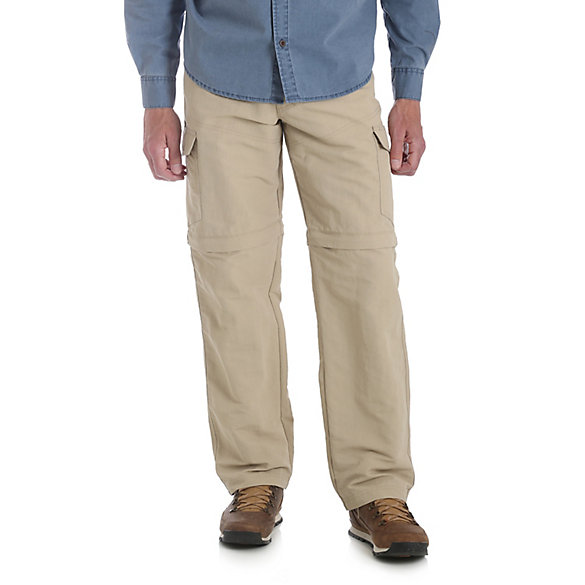 Men's Outdoor Zip-Off Cargo Pant