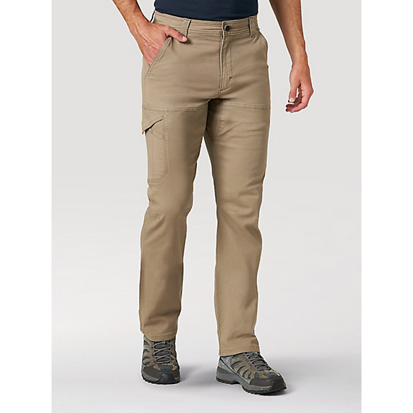 All Terrain Gear™ By Wrangler® Men's Canvas Cargo Pant