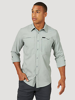 ATG™ by Wrangler® Men's Hike To Fish Utility Shirt
