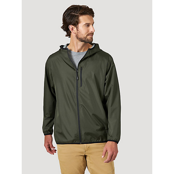 All Terrain Gear™ By Wrangler® Men's Packable Jacket