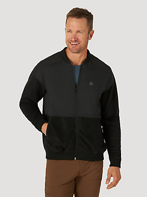 ATG™ By Wrangler® Men's Fleece Bomber Jacket