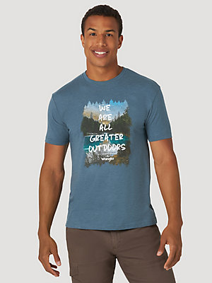 ATG™ By Wrangler® Men's Greater Outdoors Graphic T-Shirt