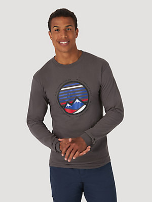 ATG™ By Wrangler® Men's Mountain Long Sleeve T-Shirt