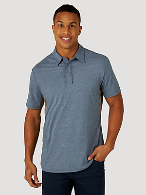ATG™ by Wrangler® Men's Performance Polo Shirt