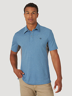 ATG by Wrangler™ Men's Performance Polo Shirt