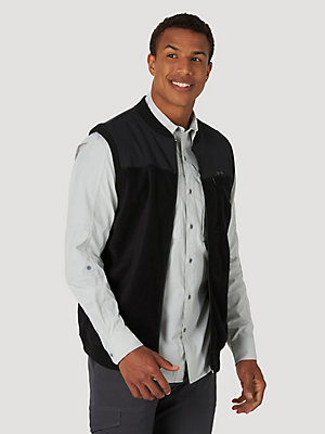 ATG™ By Wrangler® Men's Fleece Bomber Vest