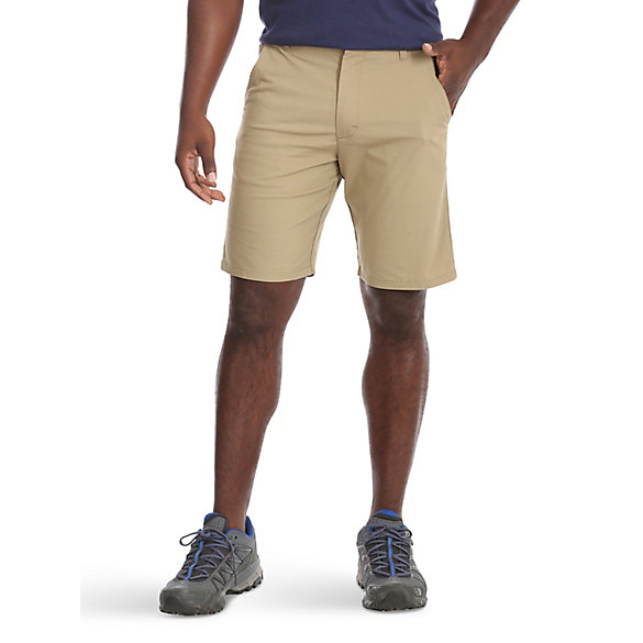 Men's Outdoor Performance Flat Front Chino Short