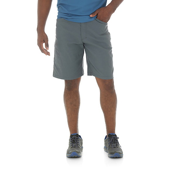 Men's Zip Cargo Short with Flex Waistband