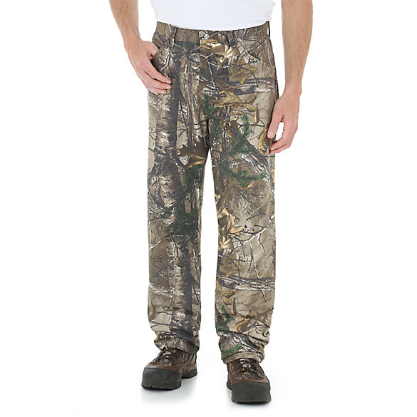 Wrangler ProGear® 5 Pocket Camo Jean (Big Sizes)