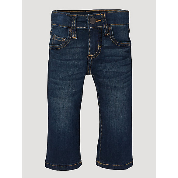 6fb2e007 Baby Boy Adjustable Waist Western Jean | Boys Jeans and Pants by ...
