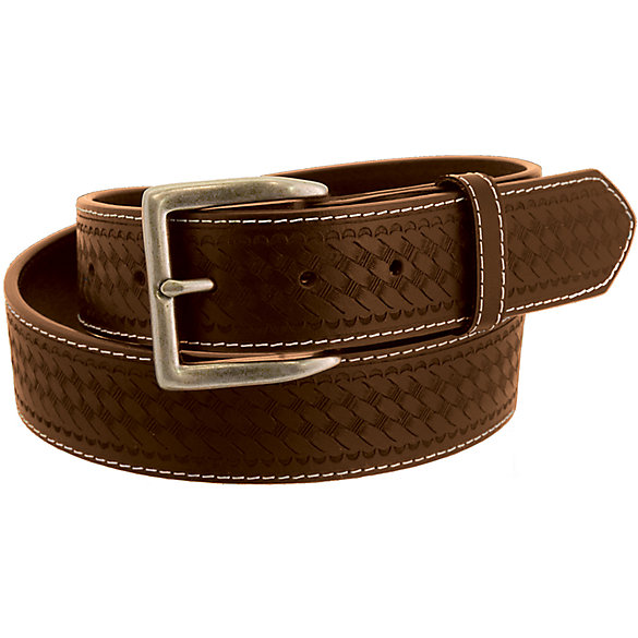 Wrangler Rugged Wear® Belt Basket Weave Embossed