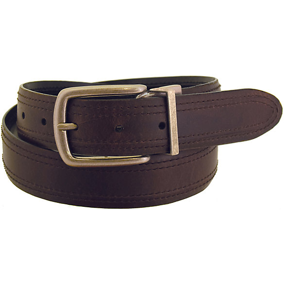 Wrangler Rugged Wear® Belt with Decorative Edge Stitching