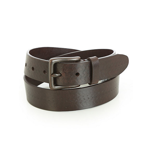 Men's Wrangler Rugged Wear® Basketweave Belt