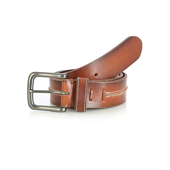Men's Wrangler Rugged Wear® Center Pieced Belt