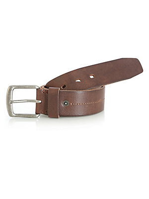 Men's Wrangler Rugged Wear® Center Stitch With Rivet Belt