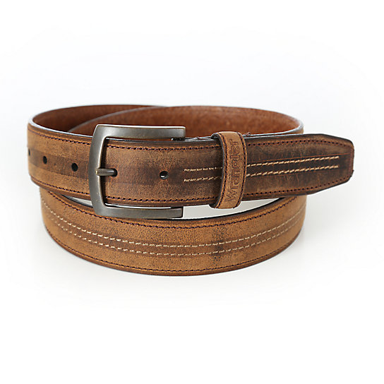 Wrangler Rugged Wear® Belt - Tan (Big Sizes)