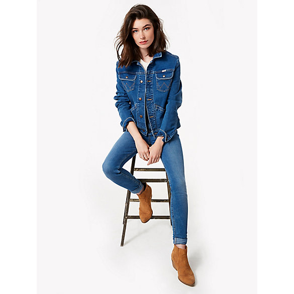 Women's Heritage Denim Jacket