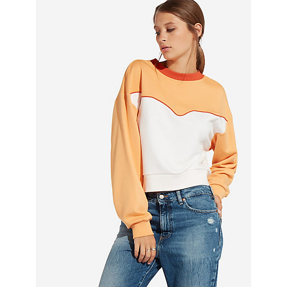 Women's Boxy Sweatshirt