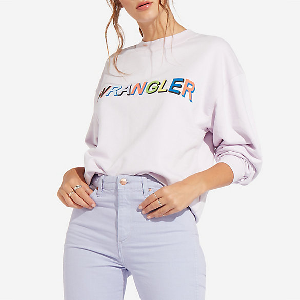Women's Retro Graphic Sweatshirt