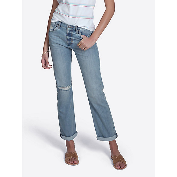 Women's High Rise Boyfriend Jean