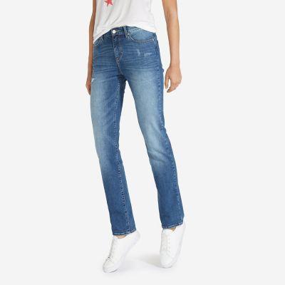 Women's High Rise Slim Jean