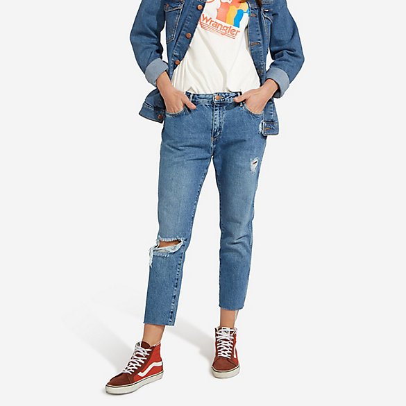 Women's Wrangler® Born Ready Boyfriend Jean