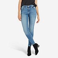 Wrangler® 27406 Women s Blasted Skinny Jean  4f2c44535