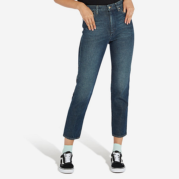 Women's Old School Straight Fit Jean