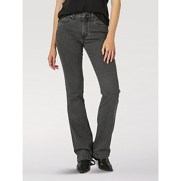 Women's Exaggerated Bootcut Jean