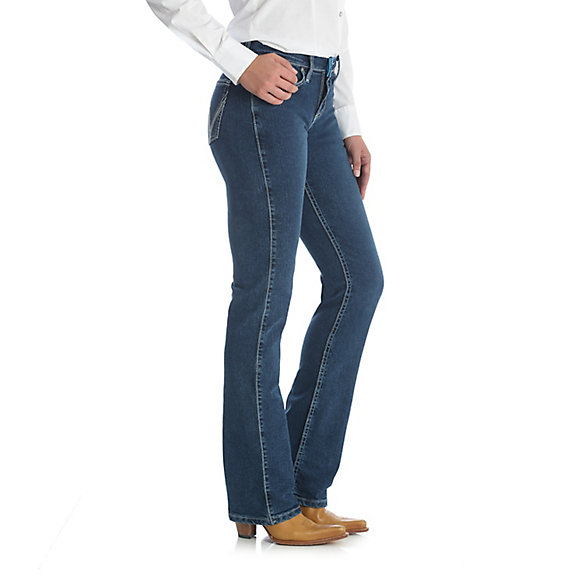 Women's Wrangler® Ultimate Riding Jean Cool Vantage - Q-Baby