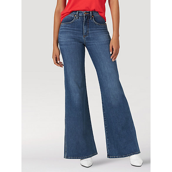 Women's Fly High Flare Jean