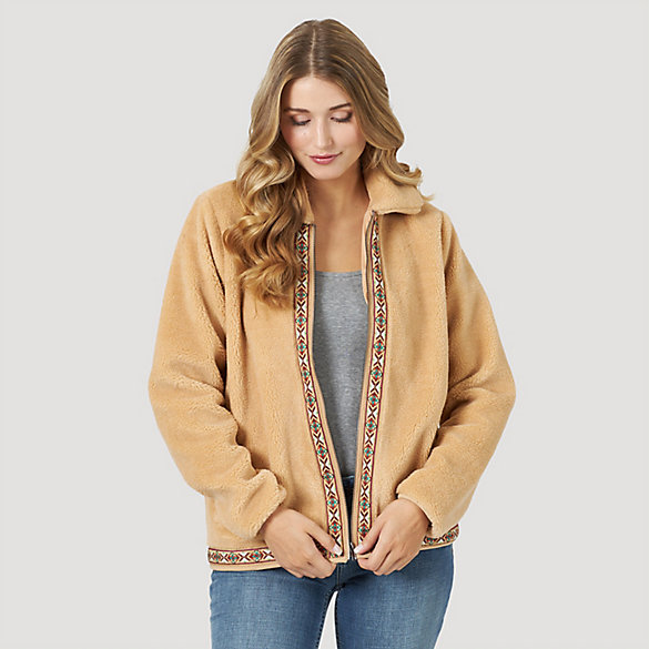 Women's Sherpa Southwest Trim Jacket