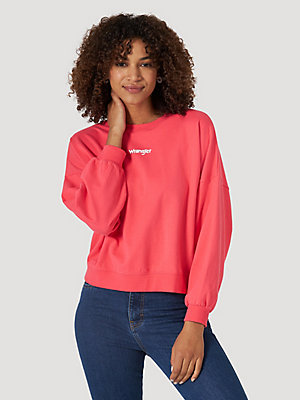 Women's High Rib '80s Sweatshirt