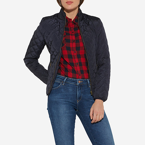 Women's Wrangler® Born Ready Quilted Jacket