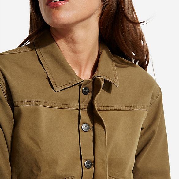 Women's Wrangler® Born Ready Crop Jacket