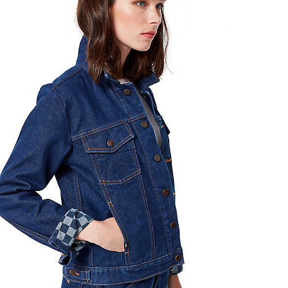 Vans® x Wrangler® Women's Checkerboard Jacket