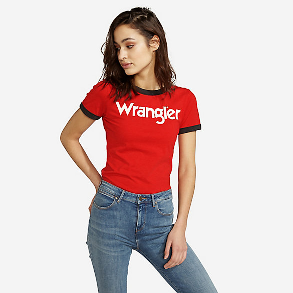 Women's Kabel Ringer T-Shirt